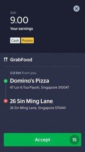 Grabfood Job